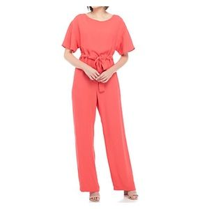 French Connection Patras Jumpsuit 10 NWT
